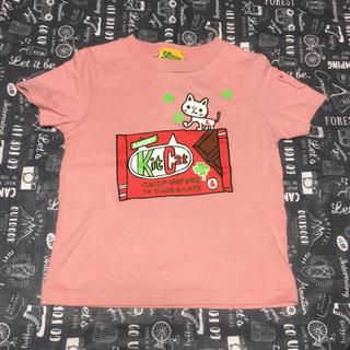 LAUNDRY - ランドリー エフオーキッズ Tシャツ ワンピース 2枚セット 110cm