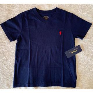 POLO RALPH LAUREN - ☆新品購入品☆ラルフローレンVネックTシャツ4T/110