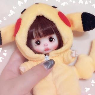オビツ11 粘土人形ドールob11