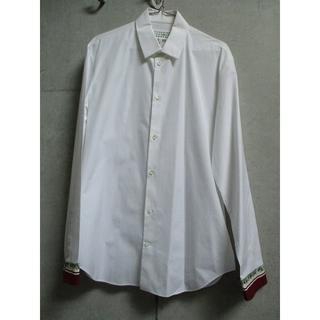 マルタンマルジェラ(Maison Martin Margiela)の専用メゾンマルタンマルジェラ デザインシャツ(シャツ)