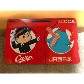 JR - カープ JR西日本 ICOCA