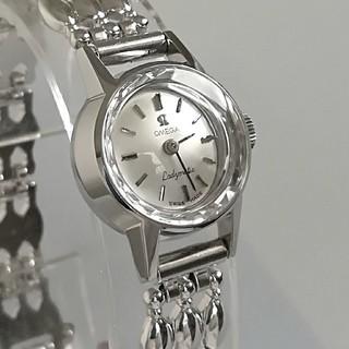OMEGA - 綺麗 オメガ レディマティック 自動巻き レディース ウォッチ 時計 極美品