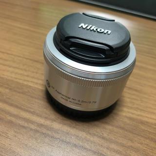 Nikon - 1 NIKKOR 18.5mm f/1.8 シルバー