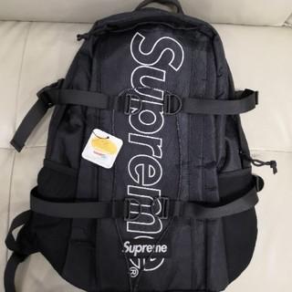 Supreme - Supreme AW18 Backpack 黒