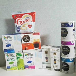 Nestle - 新品未使用❁ドルチェグスト等まとめ売り10点
