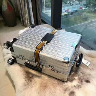 リモワ(RIMOWA)のFENDI RIMOWA 機内持込 スーツケース(トラベルバッグ/スーツケース)