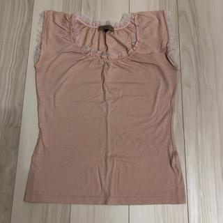 プロポーションボディドレッシング(PROPORTION BODY DRESSING)のproportionプロポーション ノースリーブ カットソー(カットソー(半袖/袖なし))