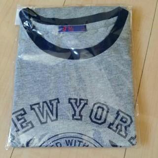 ジーユー(GU)のTシャツ (Tシャツ/カットソー)
