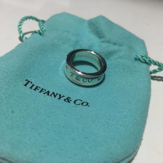 Tiffany & Co. - ティファニーシルバーリング