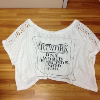 リルマーヴ(Lil'marv)のとっぷす(Tシャツ(半袖/袖なし))