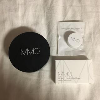 MiMC - mimcミネラルリキッドファンデーション ソープバームセット