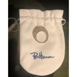 ロンハーマン(Ron Herman)の希少 hoorsenbuhs ホーセンブース リング 18K ダイヤ 美品(リング(指輪))