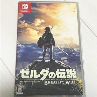 Nintendo Switch - Switch ゼルダの伝説 ブレストブザワイルド
