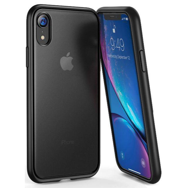 iphone xs ケース suica / iPhone XR ケース 米軍MIL規格取得 SGS認証 耐衝撃 半透明の通販 by 門ちゃん's shop|ラクマ