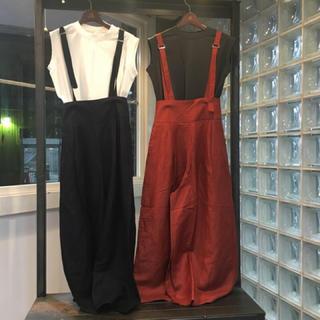 URBAN RESEARCH - アーバンリサーチ  サロペット リネン ワンピース スカート パンツ
