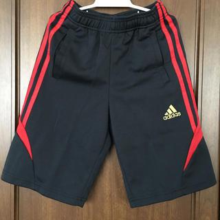 アディダス(adidas)のused adidas ハーフパンツ 130 ③(パンツ/スパッツ)