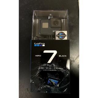 ゴープロ(GoPro)の新品未開封品 Go Pro HERO7 Black CHDHX-701-FW(その他)