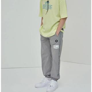 【新作】OY リフレクターパンツ 19ss