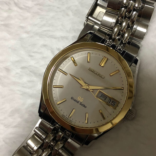 グランドセイコー(Grand Seiko)のグランドセイコーSBGT002 デイデイト 18KTベゼル(腕時計(アナログ))