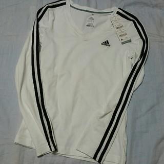 アディダス(adidas)のアディダス長袖シャツ(Tシャツ/カットソー(七分/長袖))