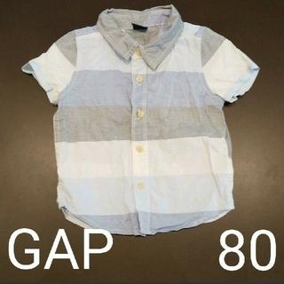 babyGAP - GAP80半袖 シャツ