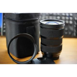 SIGMA - 【美品】24-35mm F2 DG HSM Art