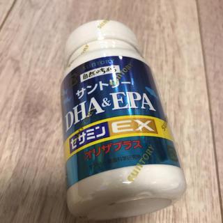サントリー(サントリー)のサントリー DHA &EPA  +  セサミンEX  120粒 (その他)