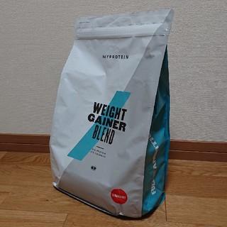 マイプロテイン(MYPROTEIN)のマイプロテイン ウエイトゲイナー 5kg(プロテイン)