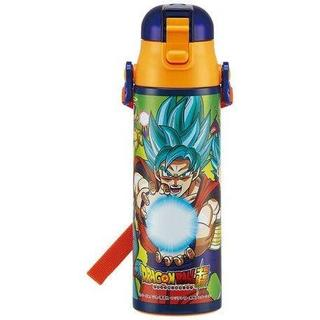 ドラゴンボール(ドラゴンボール)のドラゴンボール超 超計量 ステンレス水筒 580ml 男の子(弁当用品)