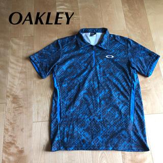 Oakley - ★ 美品 OAKLEY オークリー メンズ ポロシャツ 半袖  L ゴルフ