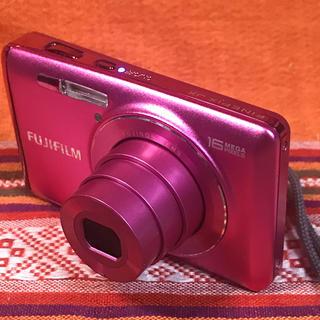 富士フイルム - finepix JX700  1600万画素 ズーム5倍 4GB SDカード