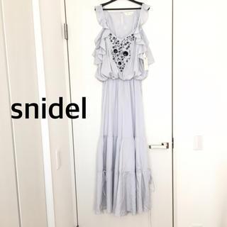 snidel - snidel  ワイドパンツ  オールインワン