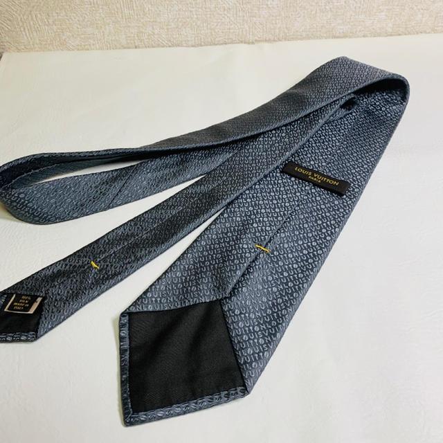 LOUIS VUITTON(ルイヴィトン)のLouis Vuitton/ルイヴィトン ネクタイ 美品 正規品 メンズのファッション小物(ネクタイ)の商品写真