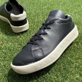 アディダス(adidas)の美品23adidas CLEAN COURTアディダス クリーンコート B305(スニーカー)