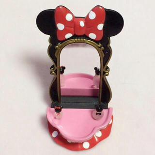 ディズニー(Disney)のディズニー☆ミニーマウス☆スマホスタンド(キャラクターグッズ)