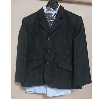 30bb12dbb658c ニッセン(ニッセン)の男の子 スーツ 120E(ドレス フォーマル)