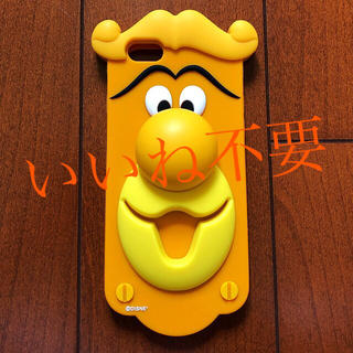 Disney - 不思議の国のアリス ドアノブ iphoneケース