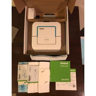 iRobot - 【美品】箱、保証書付き i Robot 床拭きロボット ブラーバ ジェット240