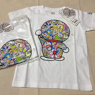UNIQLO - 新品 ユニクロ 村上隆×ドラえもん Tシャツ 2枚セット