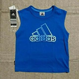 アディダス(adidas)の◆ adidas ◆  ノースリーブ2点  (プライムブルーとダークネイビー)(Tシャツ/カットソー)