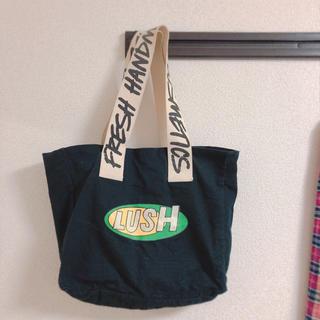 ラッシュ(LUSH)のLUSH ラッシュ トートバッグ 非売品 (エコバッグ)