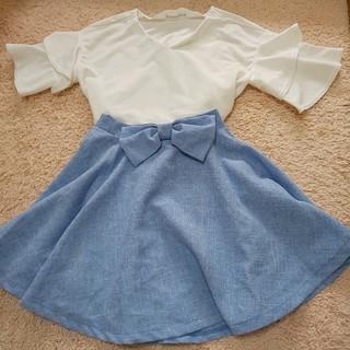 バイバイ(ByeBye)のバイバイ スカート 新品(ミニスカート)