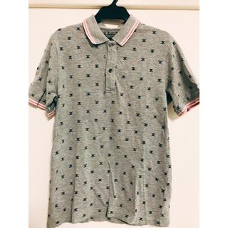 GU - 総柄ポロシャツ