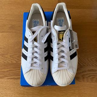 アディダス(adidas)の新品 adidas アディダス スーパースター 80s (スニーカー)