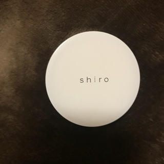 シロ(shiro)のshiro  練り香水 ホワイトリリー(香水(女性用))
