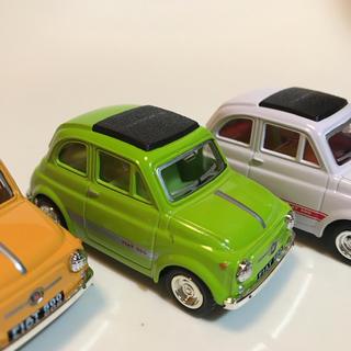 FIAT500 ミニカー