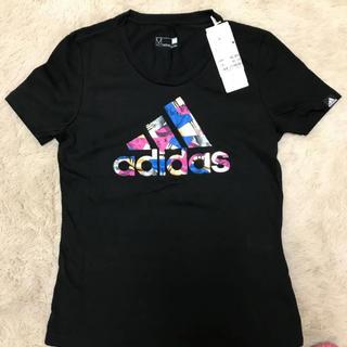 アディダス(adidas)の新品☆adidas アディダスTシャツ   M(トレーニング用品)