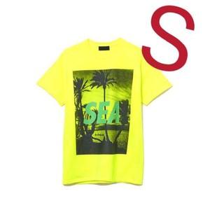 ロンハーマン(Ron Herman)のウィンダンシー wind and sea  PALM TREE PHOTO(Tシャツ/カットソー(半袖/袖なし))
