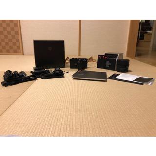 ライカ(LEICA)の美品 ライカ Leica M typ262 ズミクロン M 50mm f2 (デジタル一眼)