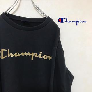 チャンピオン(Champion)のCHAMPION チャンピオン トレーナー スウェット ビッグロゴ(スウェット)